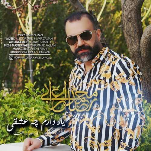 دانلود موزیک جدید محمدرضا اعرابی یار دارم چه عشقی