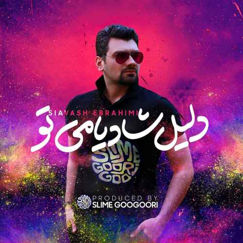 دانلود موزیک جدید سیاوش ابراهیمی اسلایم گوگوری (دلیل شادیامی تو)